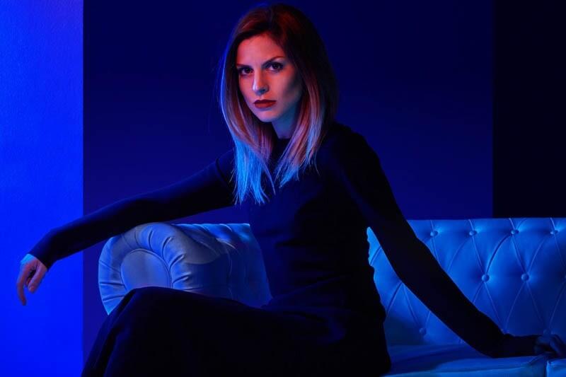 Book de la modelo Raquel Manero