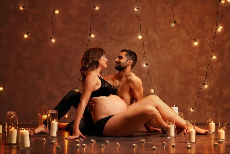 fotografías embarazo